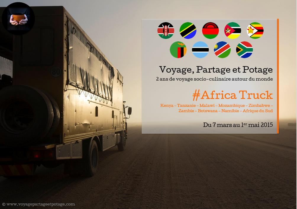 Bilan pays - Africa Truck