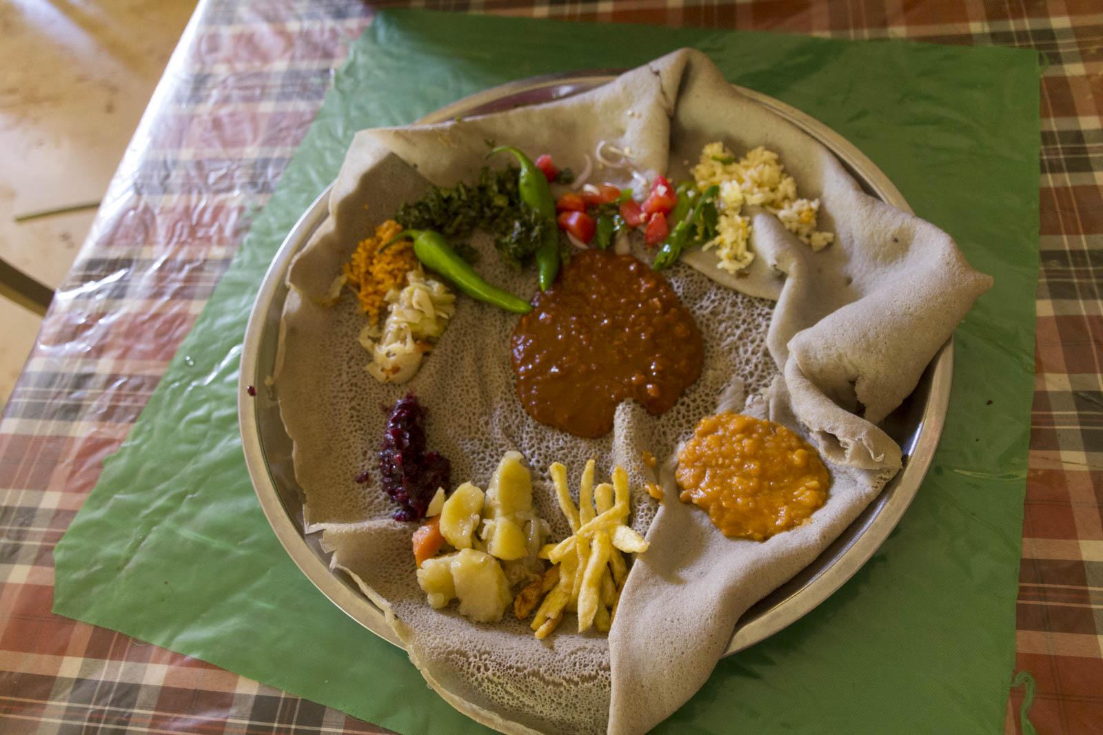 Comme Un Cheveu Sur La Soupe Ethiopie Voyage Partage Et Potage - Cuisine ethiopienne