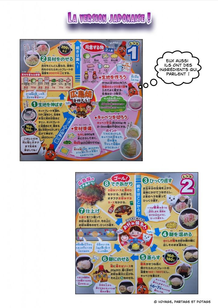 Recette - Japon - Okonomiyaki - 2